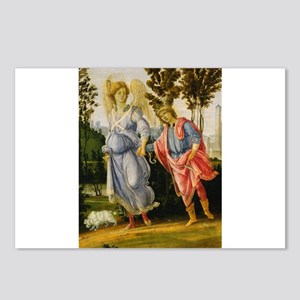 Filippino Lippi - Tobias and the Angel Postcards (