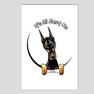 Doberman IAAM Postcards (Package of 8)