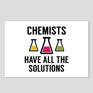 Chemists Have All The Solutions Postcards (Package