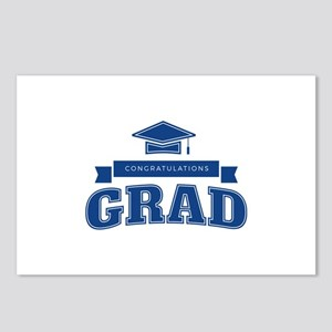 Congratulations Grad Postcards (Package of 8)