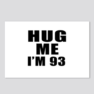Hug Me I Am 93 Postcards (Package of 8)