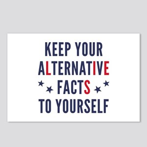 Alternative Facts Postcards (Package of 8)