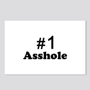 NR 1 ASSHOLE Postcards (Package of 8)