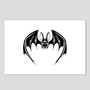 Bat Postcards (Package of 8)