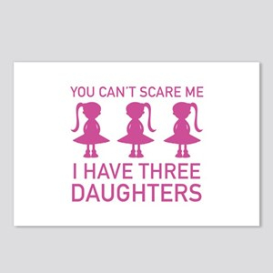 I Have Three Daughters Postcards (Package of 8)