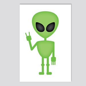 Aliens Rock Postcards (Package of 8)