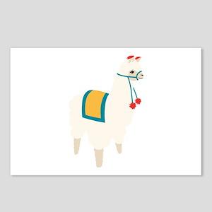 Alpaca Animal Postcards (Package of 8)