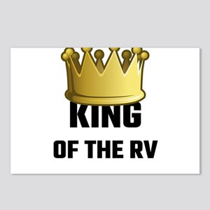 King Of The RV Postcards (Package of 8)