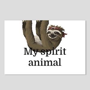 My Spirit Animal Postcards (Package of 8)