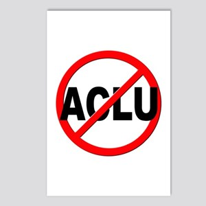 Anti / No ACLU Postcards (Package of 8)