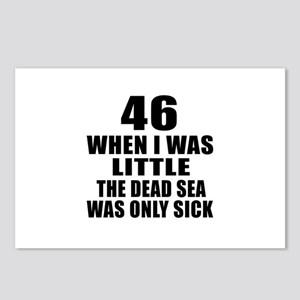 46 When I Was Little Birt Postcards (Package of 8)