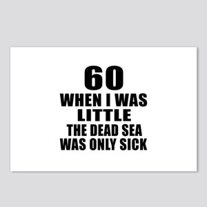 60 When I Was Little Birt Postcards (Package of 8)