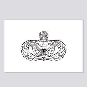 Security Forces Postcards (Package of 8)