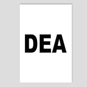 DEA Drug Enforcement Administration Postcards (Pac