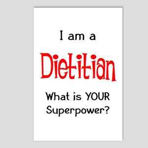 dietitian Postcards (Package of 8)