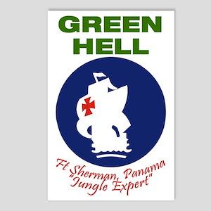 JungleExpert002 Postcards (Package of 8)