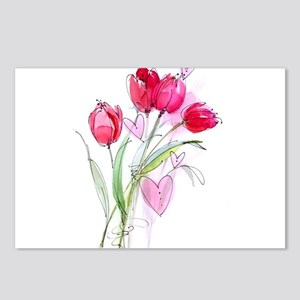 Tulip2 Postcards (Package of 8)