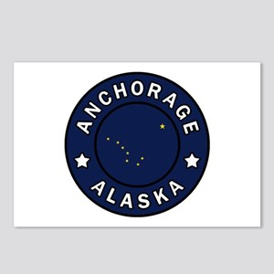 Anchorage Alaska Postcards (Package of 8)
