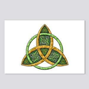 Celtic Trinity Knot Postcards (Package of 8)