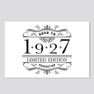 1927 Limited Edition Postcards (Package of 8)