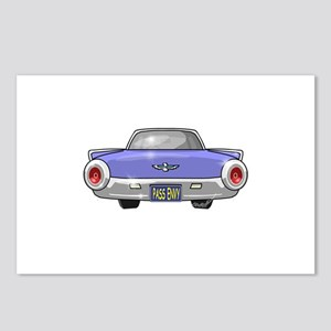 1961 Ford T-Bird Postcards (Package of 8)
