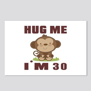 Hug Me I Am 30 Postcards (Package of 8)