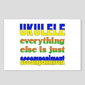 Ukulele everything else i Postcards (Package of 8)
