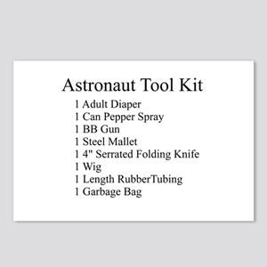 Astronaut Tool Kit Postcards (Package of 8)