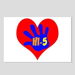 HI-5 Postcards (Package of 8)