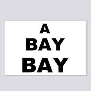 A Bay BAY Postcards (Package of 8)