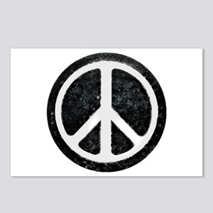 Original Vintage Peace Sign Postcards (Package of