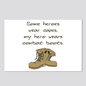 Some Heroes Wear Capes Postcards (Package of 8)