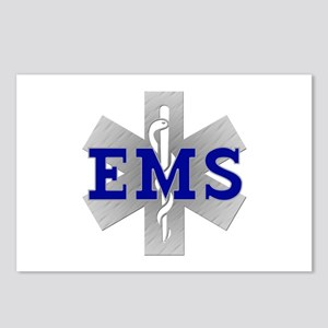 EMS Star of Life Postcards (Package of 8)