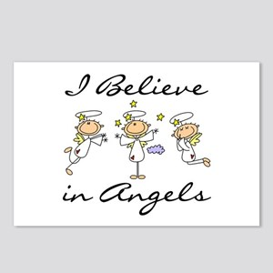 I Believe in Angels Postcards (Package of 8)