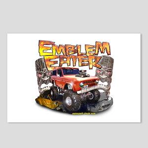 Emblem Eater Postcards (Package of 8)