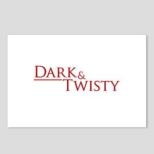 Dark & Twisty Postcards (Package of 8)