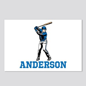 Personalized Baseball Postcards (Package of 8)
