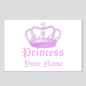 Custom Princess Postcards (Package of 8)