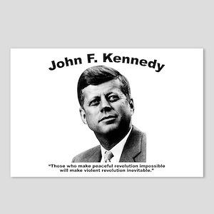 JFK Revolution Postcards (Package of 8)