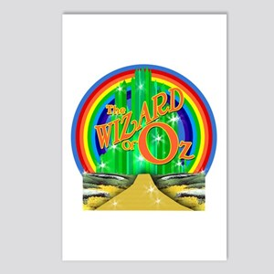 The Wizard of Oz Postcards (Package of 8)