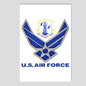 Air National Guard Postcards (Package of 8)