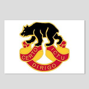 DUI - 6th Air Defense Artillery Brigade Postcards