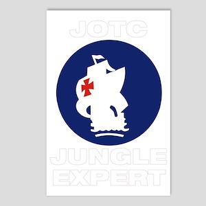 JungleExpert004 Postcards (Package of 8)