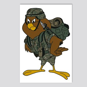 Jason-Chickenhawk-Bonnie- Postcards (Package of 8)