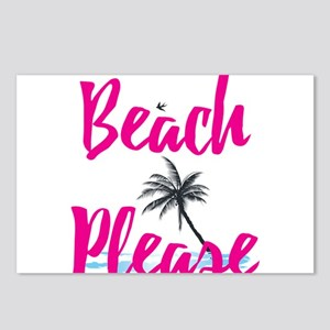 Beach Please Postcards (Package of 8)
