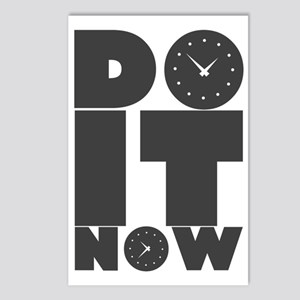 DO_IT_NOW Postcards (Package of 8)