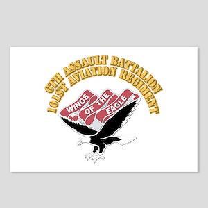 DUI - 6th Assault Battalion,101st Aviation Regimen