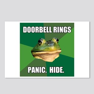 Doorbell Rings Postcards (Package of 8)