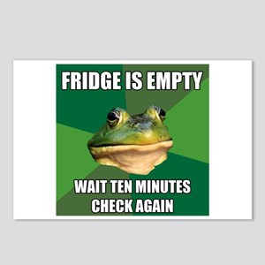 Check Fridge Postcards (Package of 8)