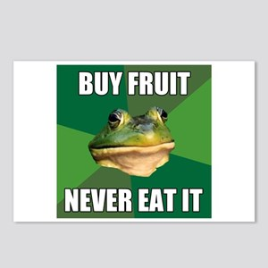 Let Fruit Rot Postcards (Package of 8)
